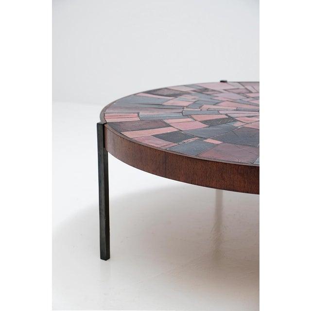 ROGIER VANDEWEGHE AMPHORA COFFEE TABLE - Image 2 of 9