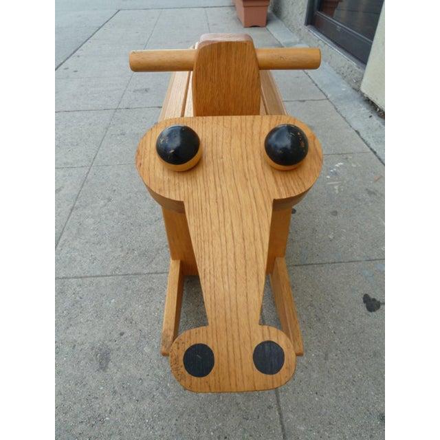 Stylized Rocking Horse - Image 4 of 5