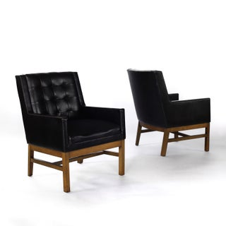 Mid Century Modern Club Chairs by Drexel - a Pair Preview