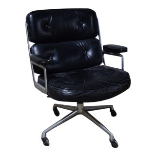"""Vintage Eames """"Time Life"""" Chair for Herman Miller"""
