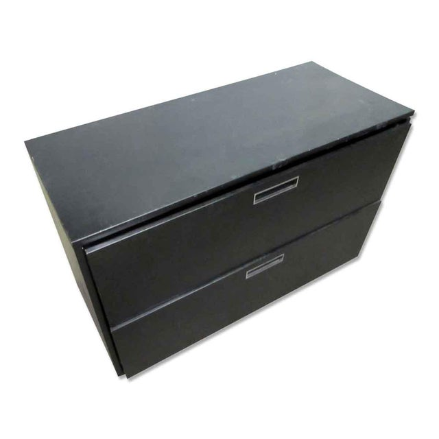 Locking Lateral File Cabinet For Sale - Image 6 of 7