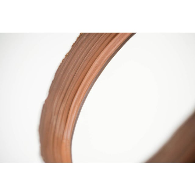 """Clay Yokky Wong """"Cycles"""" Series Wall-Mounted Porcelain Ring Sculpture #8 For Sale - Image 7 of 10"""