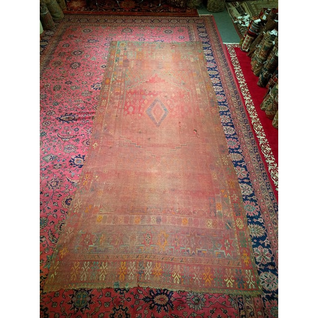 19th Century Moroccan Village Rug - 5′10″ × 14′5″ For Sale - Image 13 of 13