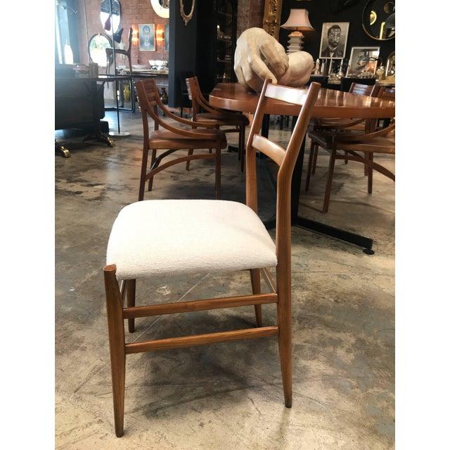 Gio Ponti 1950s Gio Ponti Superleggera Dining Chairs - a Pair For Sale - Image 4 of 9