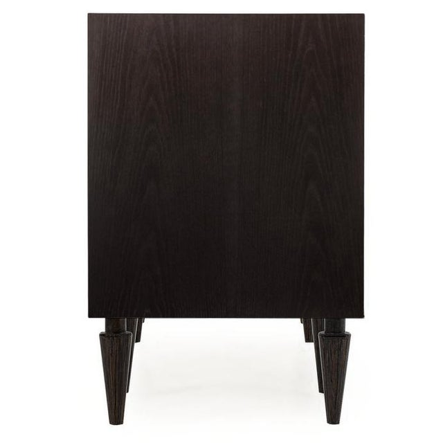 The Theo Brass Credenza, by BOND design studio, is a masterclass in true contemporary elegance. Custom dimensions. This...
