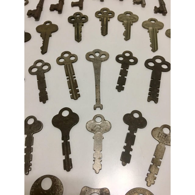 Collection of Antique Keys - Set of 75 - Image 7 of 9