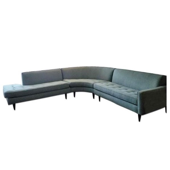 Room & Board Curved Reese Sectional For Sale