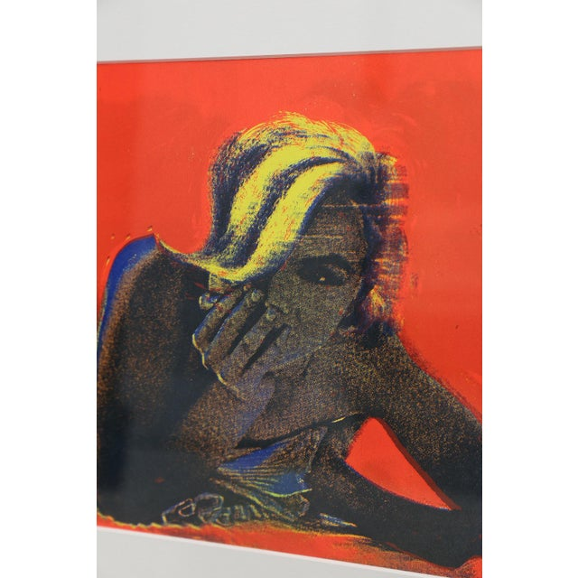 """""""The Marilyn Monroe Trip - 5"""" Original 1968 Serigraph by Burt Stern For Sale - Image 4 of 6"""