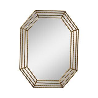 LaBarge Hollywood Regency Gilt Gold Frame Mirror