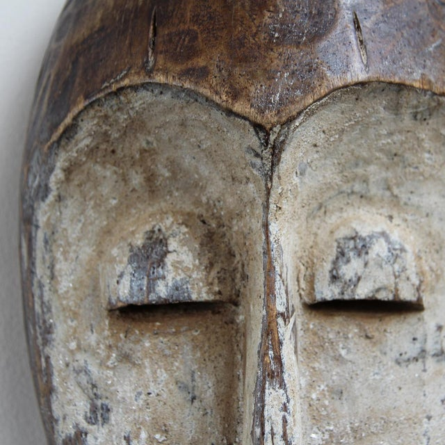 Lega Tribal Wood Mask For Sale - Image 4 of 5