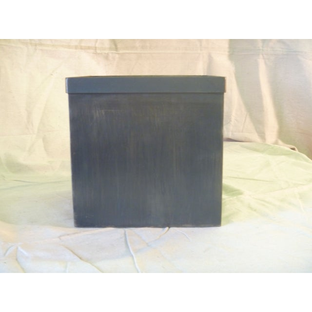 Medium Steel Storage Box - Set of 6 - Image 4 of 5