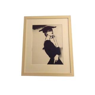 Mid-Century Photograph by Lillian Bassman For Sale