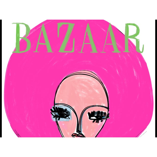 "Annie Naranian ""Space Bazaar Cover"" Limited Edition Print by Annie Naranian For Sale - Image 4 of 4"