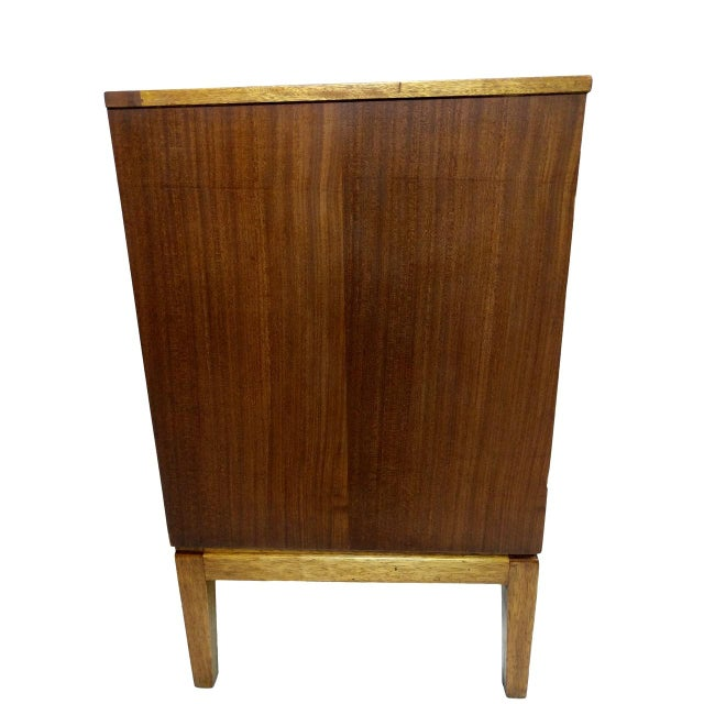 Mid-Century Modern Wood Credenza For Sale - Image 10 of 11