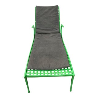 Sol Y Luna Adjustable Chaise Lounge From Dwr For Sale