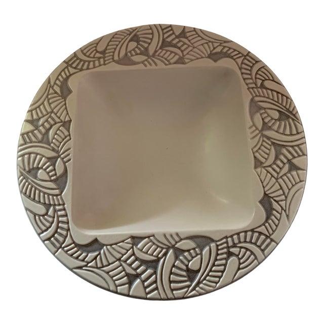 1957 Herb Cohen for Hyalyn Porcelain Bowl For Sale