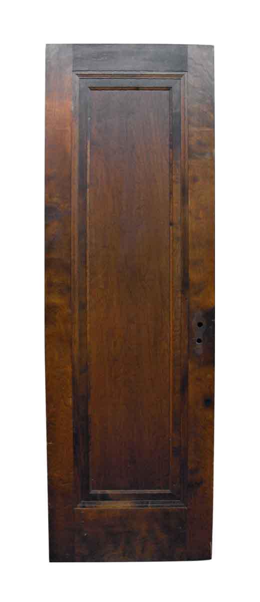 Single Recessed Panel Birch Door  sc 1 st  Chairish & Vintage u0026 Used Traditional Doors and Gates | Chairish
