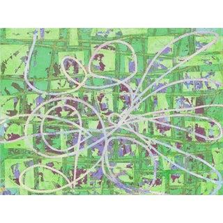 "Mary Didoardo ""Opal Light"" Painting, 2018 For Sale"