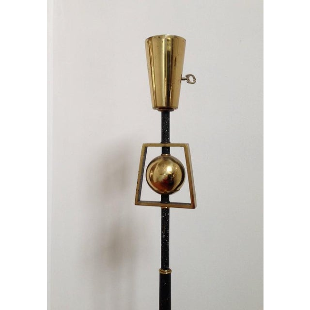 Mid-Century Modern Floor Lamp - Image 4 of 8