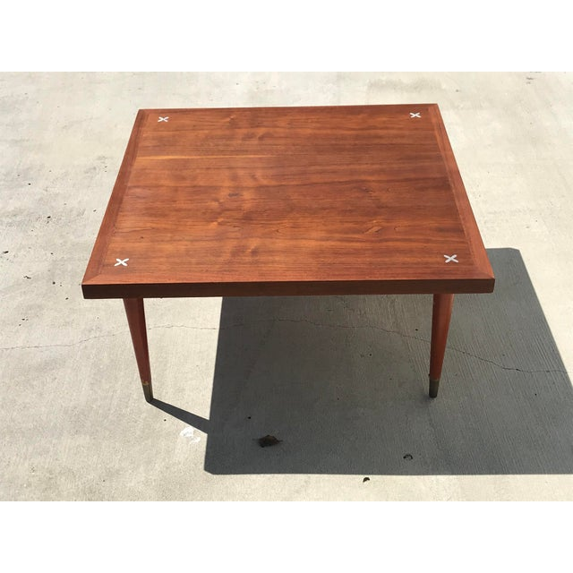 Mid Century Modern 1960s Vintage American Of Martinsville Coffee Table For