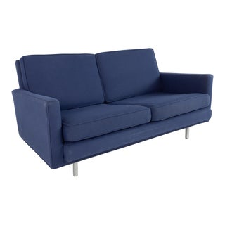 Vintage Mid Century George Nelson for Herman Miller Sofa Settee For Sale