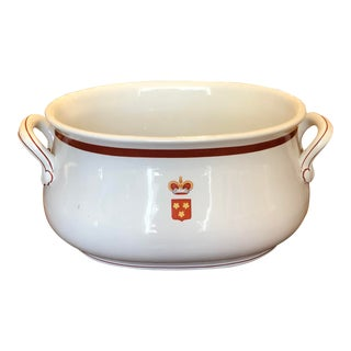 19th Century French Armorial Planter For Sale