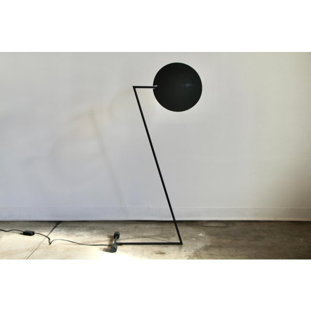 """Mid-Century """"Z"""" Form Floor Lamp For Sale - Image 13 of 13"""