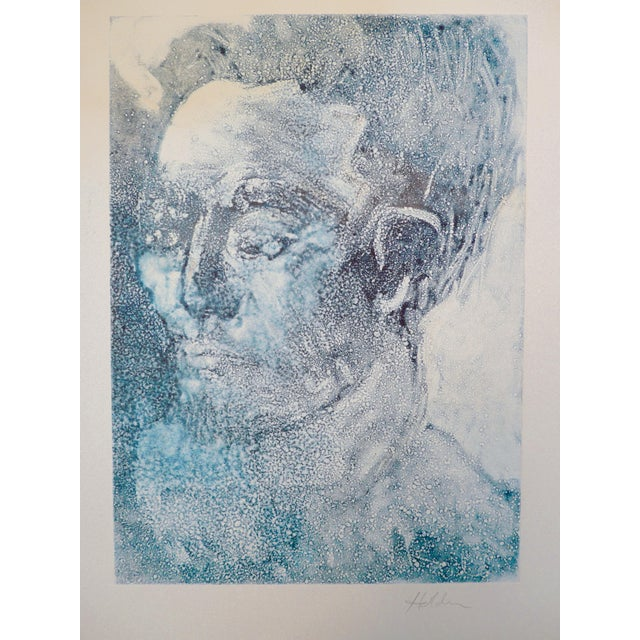 """Picasso"" Original Contemporary Mono Print - Image 1 of 3"