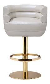 Image of Gold Bar Stools