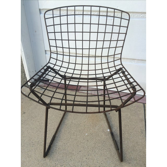 Knoll Bertoia Children's Chairs - A Pair - Image 4 of 5