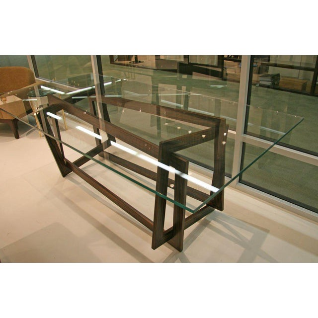 "Raniero Aureli's Custom ""Soqquadro"" Table For Sale - Image 4 of 8"
