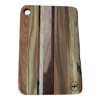 Hardwood Cutting Board / Serving Board