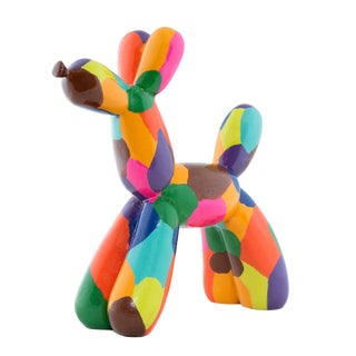 "Interior Illusions Plus Artist Balloon Dog 12"" Tall For Sale"