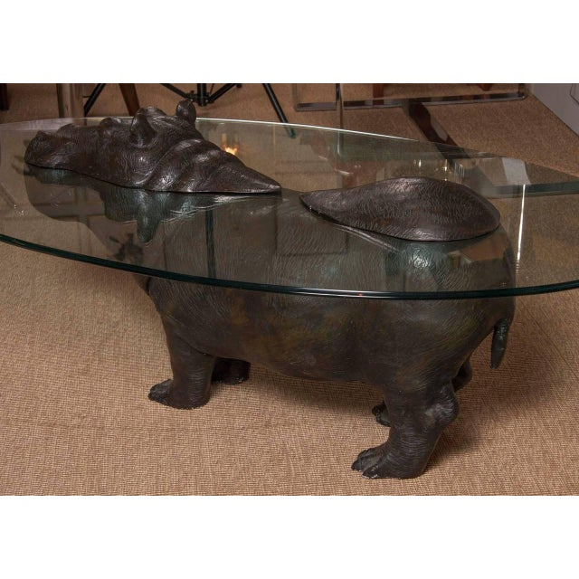 Hippo Table by Mark Stoddart For Sale - Image 4 of 9