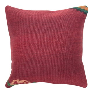 Vintage Kilim Throw Pillow Cover
