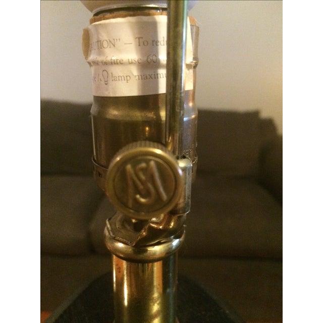 Vintage Maitland-Smith Ginger Jar Lamp - Image 4 of 6