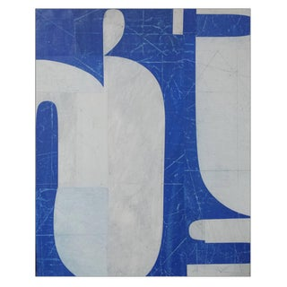Collage on Canvas by Cecil Touchon, 2012