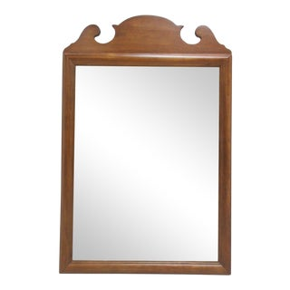 1776 Ethan Allen Dresser Hanging Wall Mirror For Sale