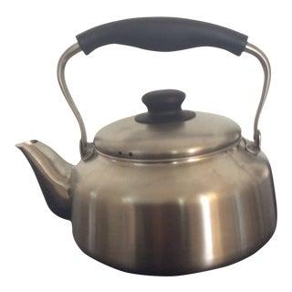 Sori Yanagi Japanese Tea Kettle