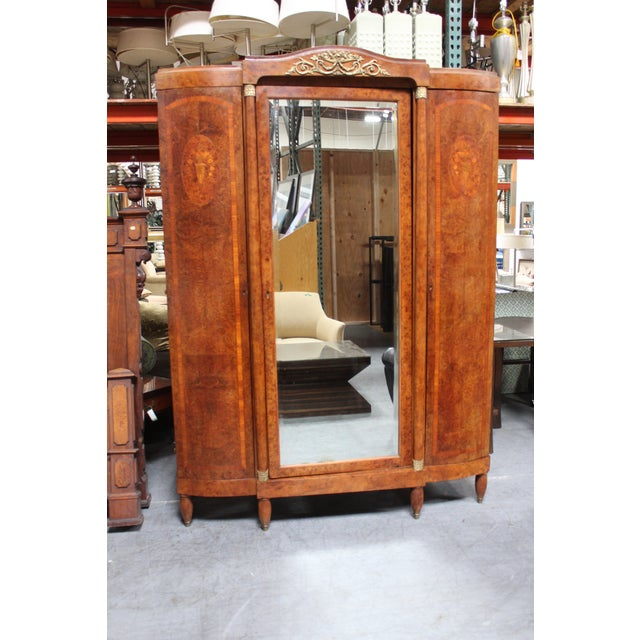 Late 19th Century French Late Century Armoire For Sale - Image 5 of 7
