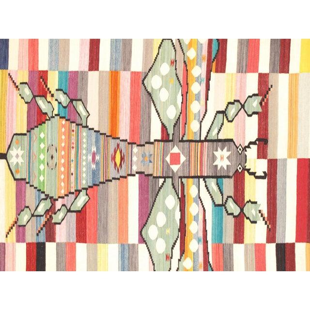 "Pasargad Modern Lamb's Wool Area Rug - 8'4"" X 9'9"" - Image 2 of 3"