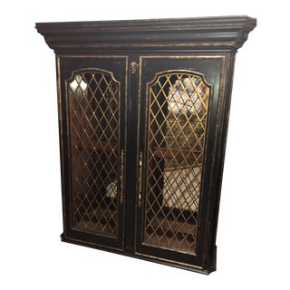 Marge Carson Vouvray Display Cabinet For Sale