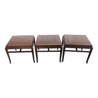 Robsjohn Gibbings for Widdicomb Side Tables - Set of 3 For Sale
