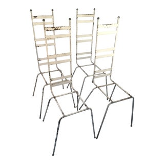 Vintage Salterini Chairs- a Set For Sale