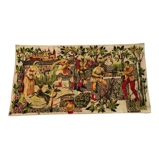 Mid-Century Bissery Tapestry For Sale
