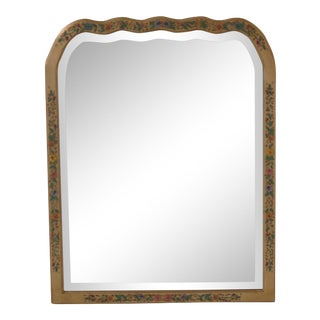 Friedman Brothers Paint Decorated Mirror For Sale