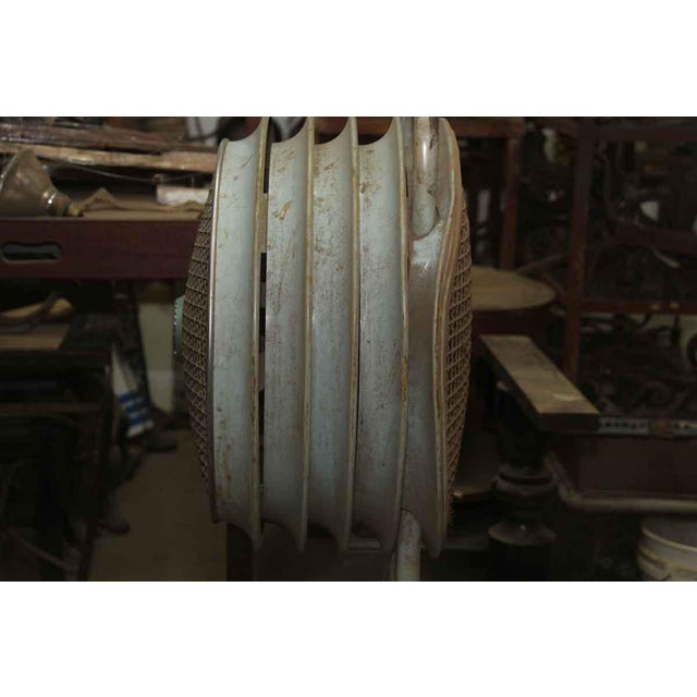 Vintage Westing House Industrial Fan For Sale - Image 6 of 8