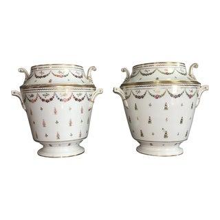 18th Century Old Paris Fruit Coolers - a Pair For Sale