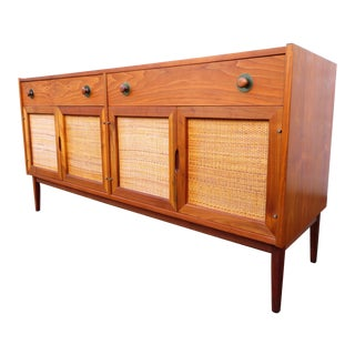 Mid Century Modern Jack Cartright for Founders Sideboard/Buffet For Sale