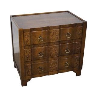 Vintage Hekman Serpentine Italian Style Dresser